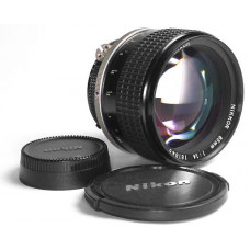 Объектив Nikon Nikkor 85mm 1:1.4