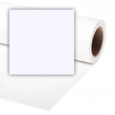 Бумажный фон Colorama Arctic White 165 (супер белый)